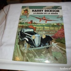 Cómics: HARRY DICKSON.LA BANDA ARAÑA.Nº 1.EDIT JUVENTUD 1989. Lote 261629025