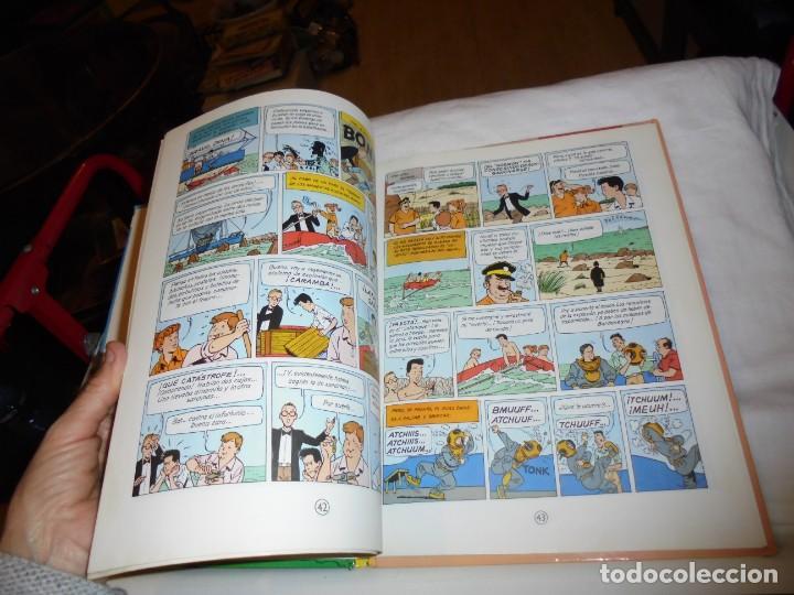 Cómics: LOS 4 ASES Y LA SERPIENTE DE MAR Nº 1 .EDIT JUVENTUD 1992.-1ª EDICION - Foto 5 - 261630100