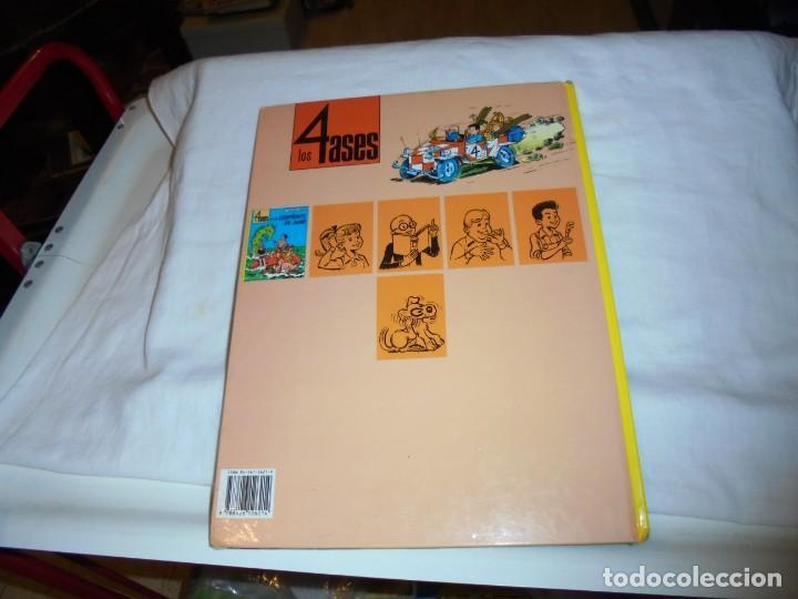 Cómics: LOS 4 ASES Y LA SERPIENTE DE MAR Nº 1 .EDIT JUVENTUD 1992.-1ª EDICION - Foto 7 - 261630100