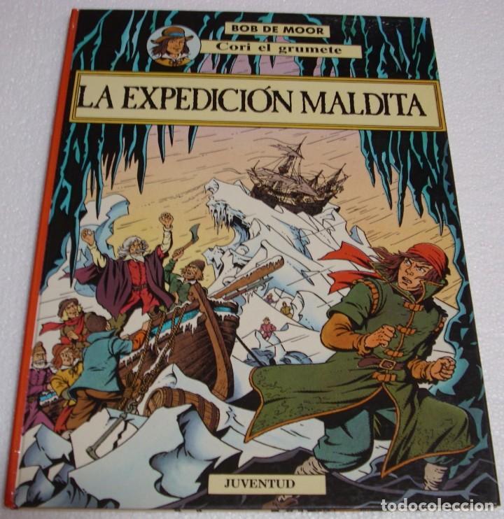 CORI EL GRUMETE Nº 3- ED.JUVENTUD 1989 TAPA DURA-IMPORTANTE LEER DESCRIPCIÓN (Tebeos y Comics - Juventud - Cori el Grumete)