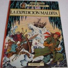 Cómics: CORI EL GRUMETE Nº 3- ED.JUVENTUD 1989 TAPA DURA-IMPORTANTE LEER DESCRIPCIÓN. Lote 261996415
