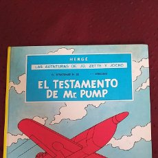 Cómics: EL TESTAMENTO DE MR. PUMP. Lote 262068550