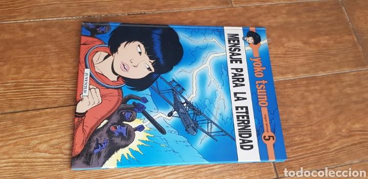 Cómics: YOKO TSUNO - MENSAJE PARA LA ETERNIDAD -Nº 5 - JUVENTUD TAPA DURA - Foto 4 - 58232680