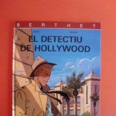 Cómics: COMIC EL DETECTIU DE HOLLYWOOD RIVIÈRE BOCQUET JOVENTUD 1992. Lote 263539465