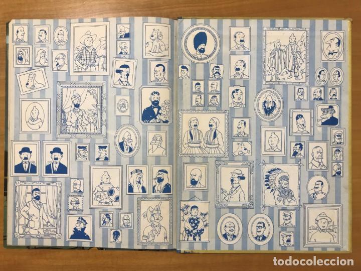 Cómics: TINTIN LAS JOYAS DE LA CASTAFIORE ED. JUVENTUD 1ª EDICION DE 1964 - Foto 15 - 265473534