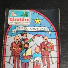 Cómics: TINTÍN FELIZ NAVIDAD. N° 6 1967. Lote 265701824