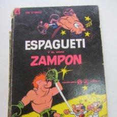 Cómics: ESPAGUETI Y EL GRAN ZAMPON - COLECCIÓN EPITOM Nº 4 - JAIMES LIBROS TAPA DURA ARX106. Lote 267397894