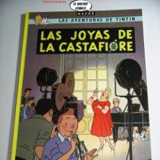 Comics: TINTIN, LAS JOYAS DE LA CASTAFIORE, ED. JUVENTUD AÑO 1987, 26C. Lote 268251474