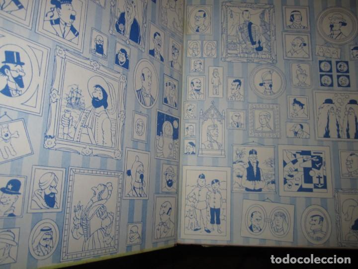 Cómics: LAS AVENTURAS DE TINTIN -TINTIN EN AMERICA --HERGE 1968 BARCELONA 1º EDICION - Foto 2 - 269172743