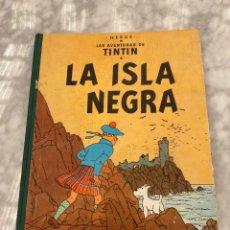 Cómics: LA ISLA NEGRA. Lote 269191288