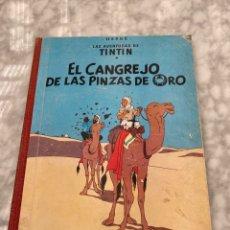 Cómics: EL CANGREJO DE LAS PINZAS DE ORO. Lote 269192018