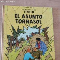 Cómics: TINTIN EL ASUNTO TORNASOL CUARTA EDICIÓN. Lote 269260318