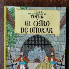 Cómics: LAS AVENTURAS DE TINTIN. EL CETRO DE OTTOKAR - JUVENTUD ALBUM RUSTICA. Lote 269606263