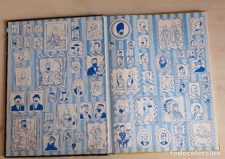 Cómics: Tintin Vuelo 714 para Sidney. 1ª edición. Ed. Juventud. lomo de tela. Buen estado. - Foto 2 - 269682603