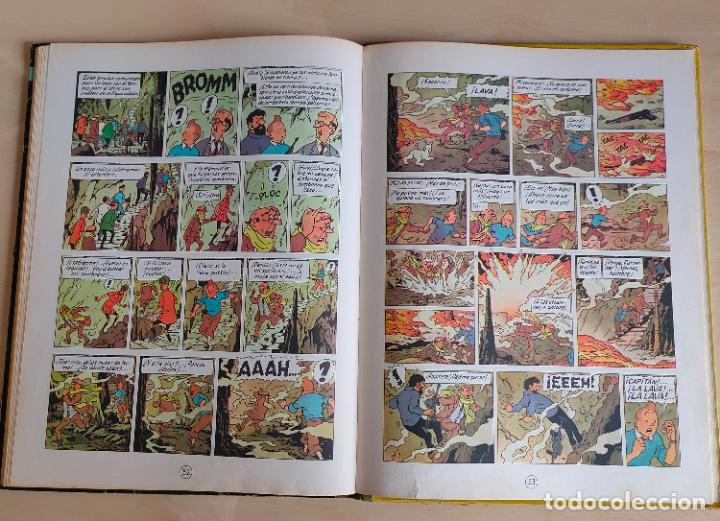 Cómics: Tintin Vuelo 714 para Sidney. 1ª edición. Ed. Juventud. lomo de tela. Buen estado. - Foto 31 - 269682603