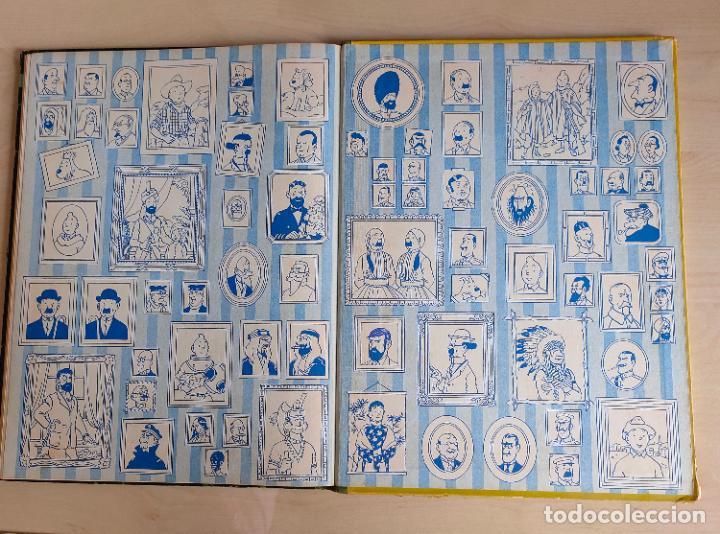 Cómics: Tintin Vuelo 714 para Sidney. 1ª edición. Ed. Juventud. lomo de tela. Buen estado. - Foto 36 - 269682603