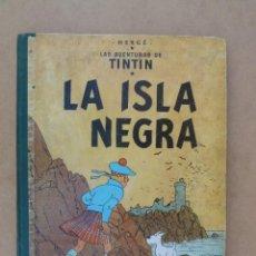 Fumetti: TINTÍN LA ISLA NEGRA 1ª EDICION 1961 JUVENTUD HERGÉ PRIMERA. Lote 270362853
