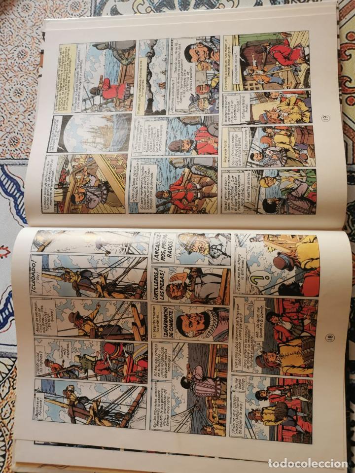 Cómics: CORI EL GRUMETE - LA ARMADA INVENCIBLE - VOLUMEN -2 EL DRAGON DE LOS MARES - Foto 2 - 270901818