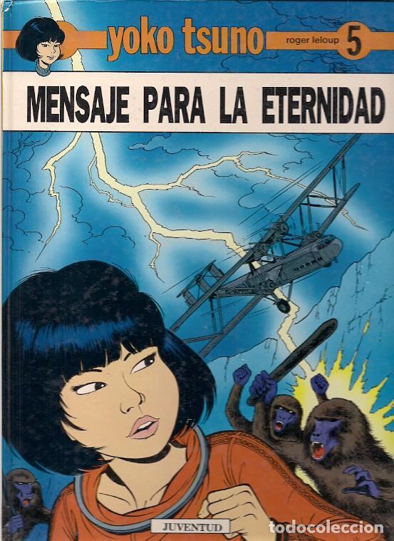 JUVENTUD. YOKO TSUNO. 5. (Tebeos y Comics - Juventud - Yoko Tsuno)