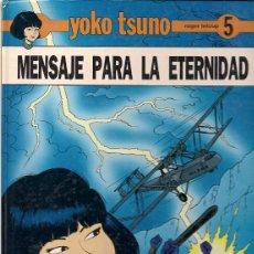 Cómics: JUVENTUD. YOKO TSUNO. 5.. Lote 271200308