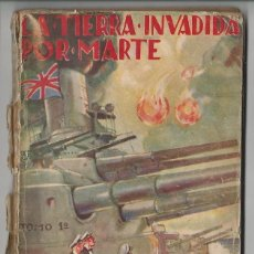 Fumetti: JUVENTUD. LA TIERRA INVADIDA POR MARTE. 1.. Lote 271327613