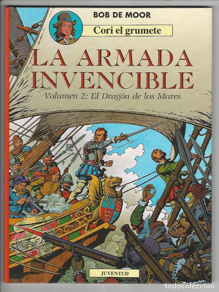 JUVENTUD. CORI EL GRUMETE. 2. LA ARMADA INVENCIBLE 2. (Tebeos y Comics - Juventud - Cori el Grumete)