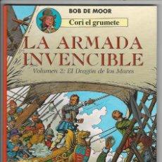 Cómics: JUVENTUD. CORI EL GRUMETE. 2. LA ARMADA INVENCIBLE 2.. Lote 271332183
