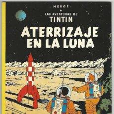 Cómics: JUVENTUD. TINT�N. ATERRIZAJE EN LA LUNA.. Lote 271354648