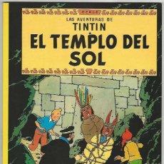 Cómics: JUVENTUD. TINT�N. EL TEMPLO DEL SOL.. Lote 271354658