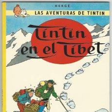 Cómics: JUVENTUD. TINT�N. EN EL TIBET.. Lote 271354663