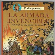 Cómics: JUVENTUD. CORI EL GRUMETE. 1. LA ARMADA INVENCIBLE 1.. Lote 271354968