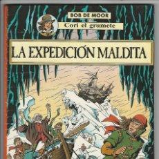 Cómics: JUVENTUD. CORI EL GRUMETE. 3. LA EXPEDICI�N MALDITA.. Lote 271350053