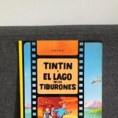 Cómics: TINTIN Y EL LAGO DE LOS TIBURONES JUVENTUD 1989 TAPA BLANDA. Lote 271377703