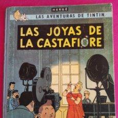 Fumetti: TINTIN. HERGE. LAS JOYSS DE CASTAFIORE. JUVENTUD, 1964. PRIMERA EDICION.. Lote 271566598