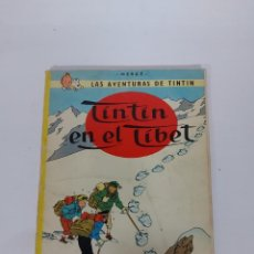 Cómics: TINTIN EN EL TÍBET. Lote 271579393