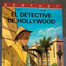 Cómics: EL DETECTIVE DE HOLLYWOOD. EDITORIAL JUVENTUD. BERTHET. 1992. Lote 271594008