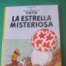 Cómics: LAS AVENTURAS DE TINTIN LA ESTRELLA MISTERIOSA JUVENTUD 1989. Lote 272375258