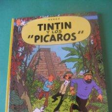 Cómics: LAS AVENTURAS DE TINTIN TIN TIN Y LOS PICAROS JUVENTUD 1983. Lote 272376128