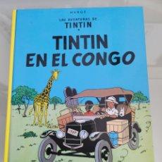 Cómics: TINTIN EN EL CONGO AÑO 2000. Lote 273464703