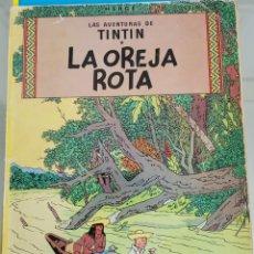 Cómics: TINTIN LA OREJA ROTA AÑO 1979. Lote 273464808