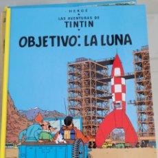 Cómics: TINTIN OBJETIVO LA LUNA AÑO 1999. Lote 273464908
