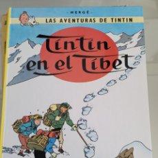 Cómics: TINTIN EN EL TÍBET AÑO 1999. Lote 273465058