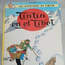 Cómics: TINTIN EN EL TÍBET AÑO 1980. Lote 273465208