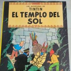 Cómics: TINTIN EL TEMPLO DEL SOL AÑO 2001. Lote 273465528