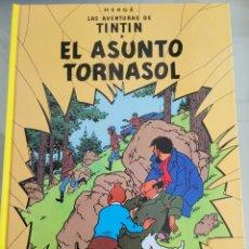 Cómics: TINTIN EL ASUNTO TORNASOL AÑO 1999. Lote 273465638