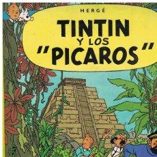 Cómics: TINTIN Y LOS PICAROS. Lote 277628133