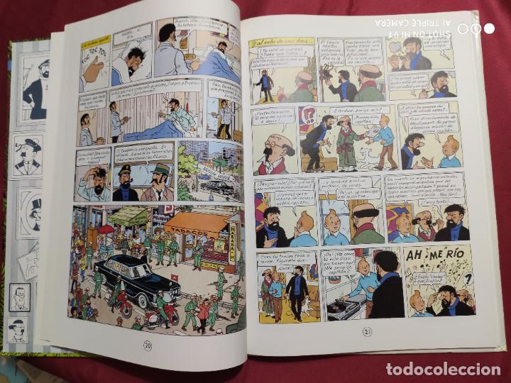 Cómics: TINTIN Y LOS PICAROS. EDITORIAL JUVENTUD. - Foto 3 - 278285123