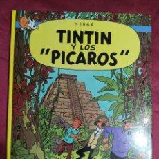 Cómics: TINTIN Y LOS PICAROS. EDITORIAL JUVENTUD.. Lote 278285123