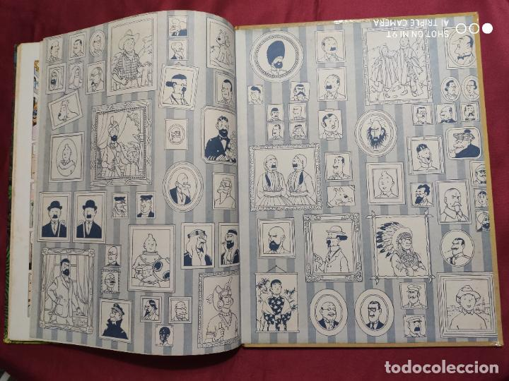 Cómics: TINTIN Y LOS PICAROS. EDITORIAL JUVENTUD. 2ª EDICION 1980 - Foto 5 - 278288133