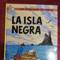 Cómics: TINTIN LA ISLA NEGRA. EDITORIAL JUVENTUD. 2011. Lote 278289123